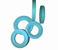 Pigmented ptfe products